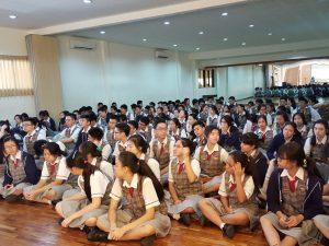 Seminar SMAK 2 Penabur 1