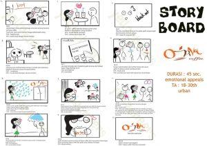 contoh storyboard
