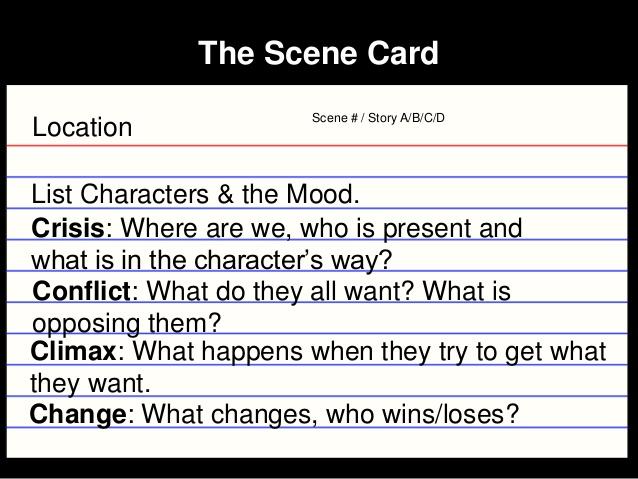inilah 6 cara membuat script film pendek yang perlu di