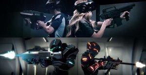 game masa depan VR