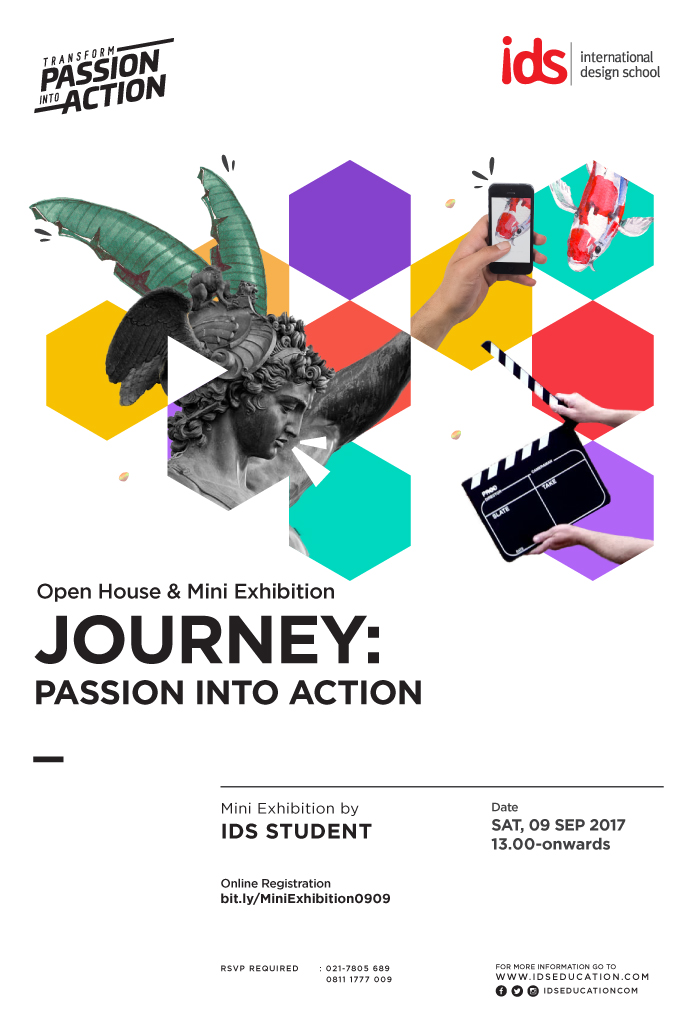 "Open House IDS: ""Journey: Passion Into Action"""